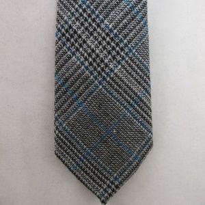 Made Men Glen Plaid Men's Narrow Tie